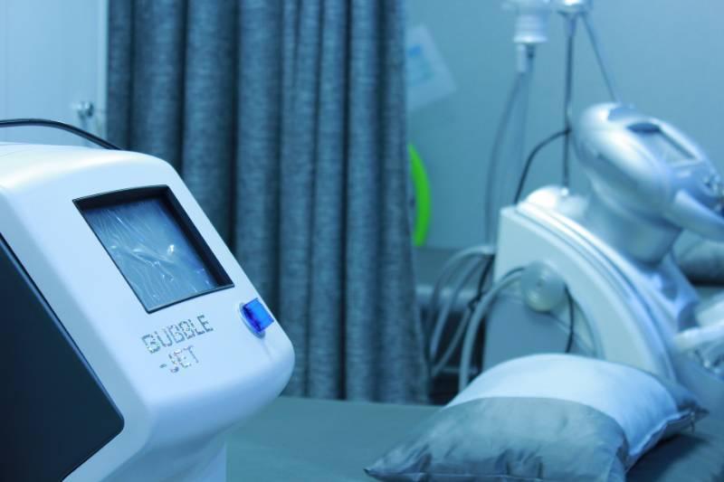 Parra Francesco la laserterapia curativa a Montecatini Terme
