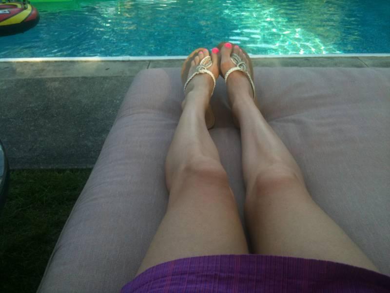 le gambe inestetismi gonfiori pesantezza alcuni dei problemi più sentiti dalle donne smagliature e biostimolazione